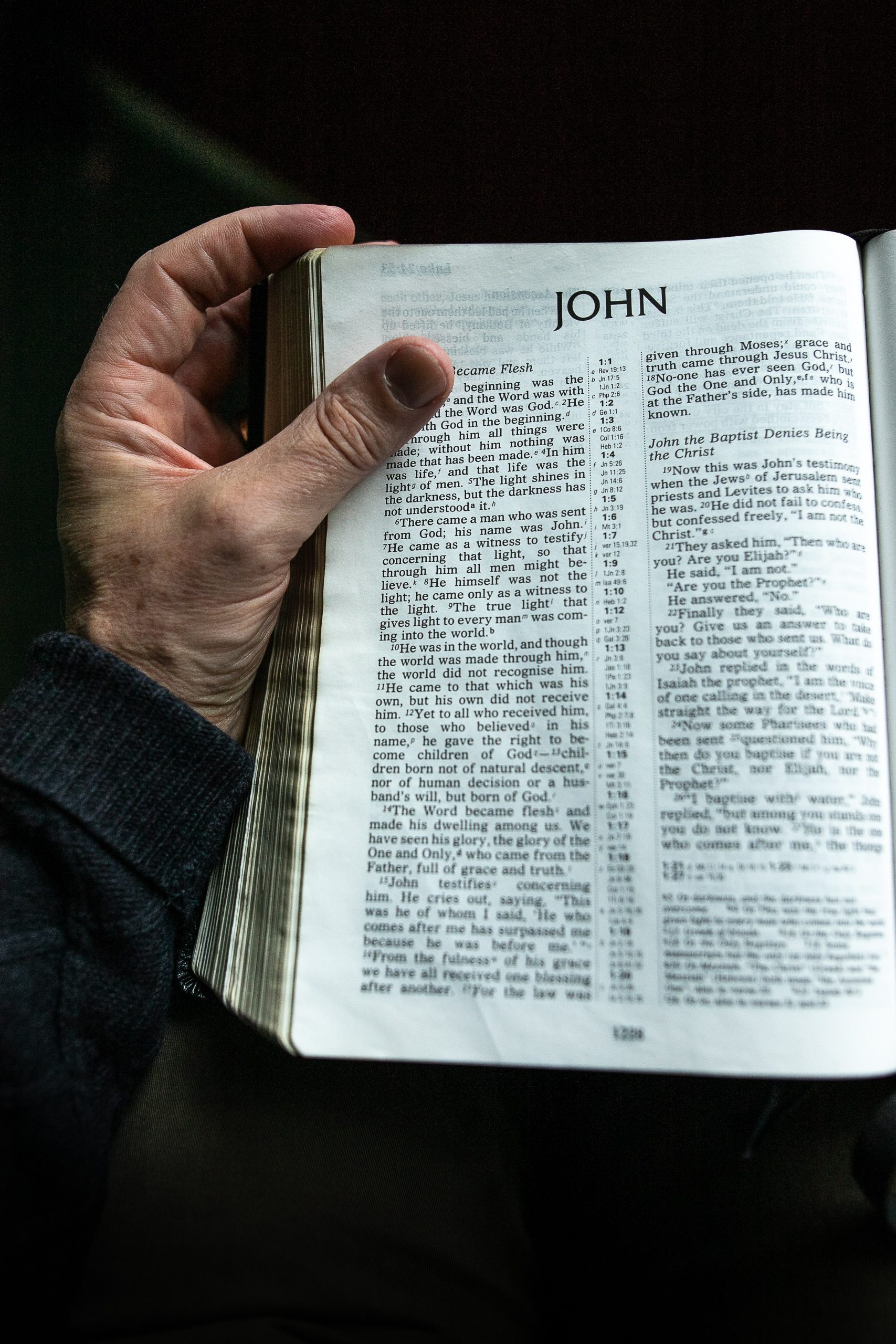 John 16 : Overcoming through Christ