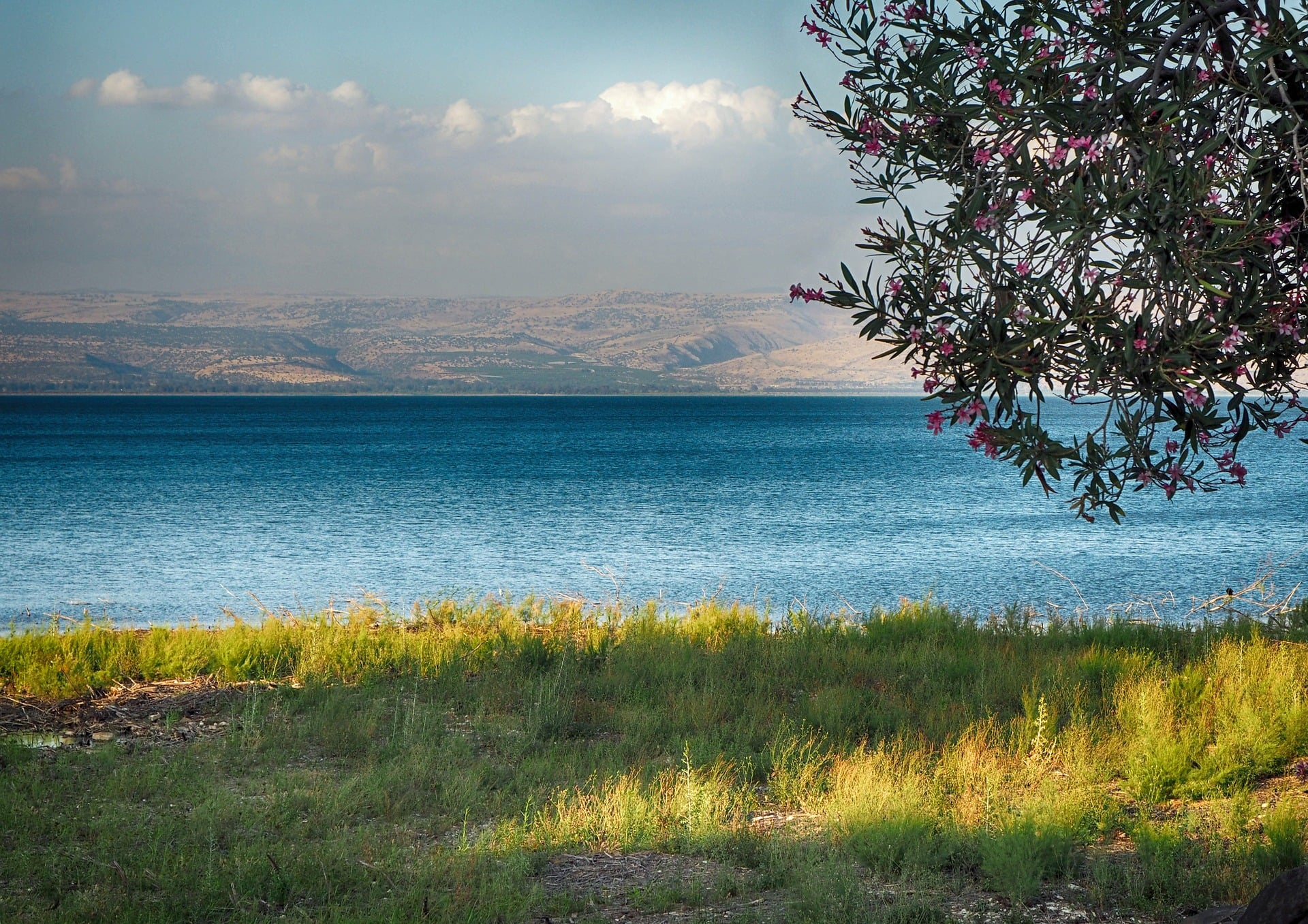 5 Events on the Sea of Galilee