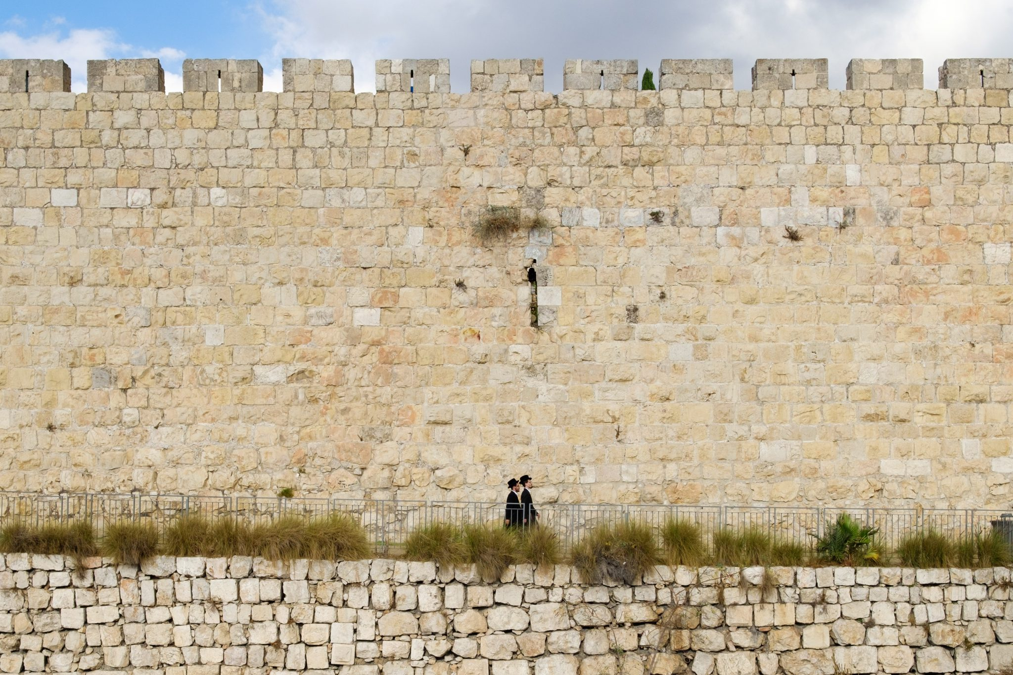 Walls in the Bible